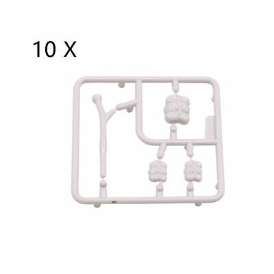 10pcs Military Field Scene Weapon Accessories For Building Blocks Bricks Toys
