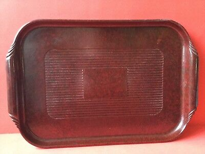 Art Deco Bakelite Tray