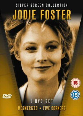 Jodie Foster Silver Screen Collection [DVD] - DVD  CUVG The Cheap Fast Free Post