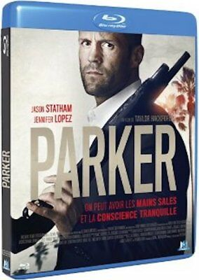 Blu-ray : PARKER  [ Jason Statham, Jennifer Lopez ]  M6 Video / NEUF cellophané