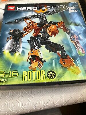Brand New in Box Sealed Lego Hero Factory 7162 Rotor