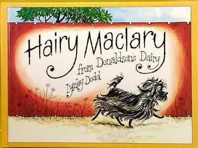 Hairy Maclary from Donaldson's Dairy by Lynley Dodd good used condition hardback