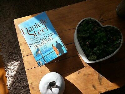 Danielle Steel In His Father's Footsteps Hardback 2018