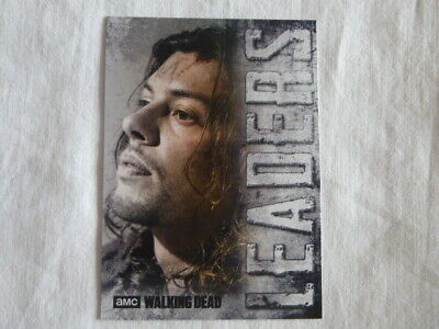 Walking Dead Hunters & The Hunted Leaders Chase Card L-4 Owen