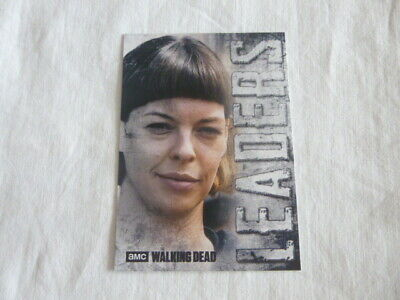 Walking Dead Hunters & The Hunted Leaders Chase Card L-8 Jadis