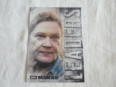 Walking Dead Hunters & The Hunted Leaders Chase Card L-9 Natania