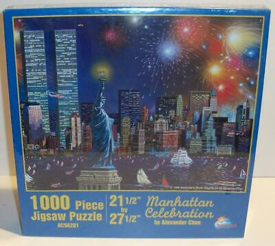 *BRAND NEW /& SEALED* Shaped Puzzle by SunsOut Wake Up Call 1000 pieces FREE POST