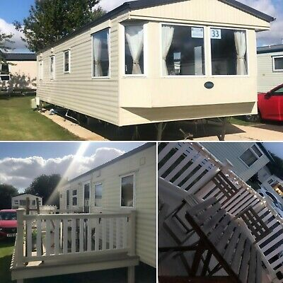 8 berth static caravan To Rent at Tattershall lakes country park open 12 months