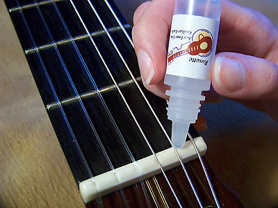 World's Best Lube for Nut and Strings performance, Electric Guitar & Bass guitar