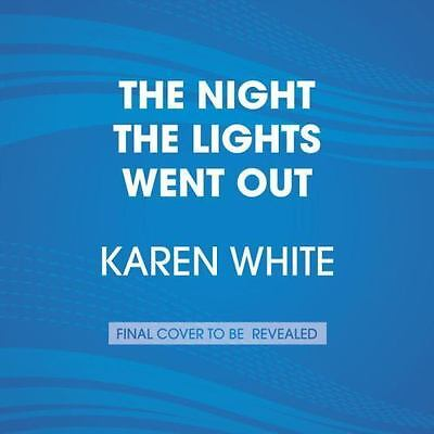 The Night the Lights Went Out (Random House Large Print) by White, Karen