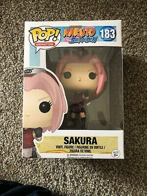 Pop Animation Naruto Shippuden Sakura Funko Pop (183)