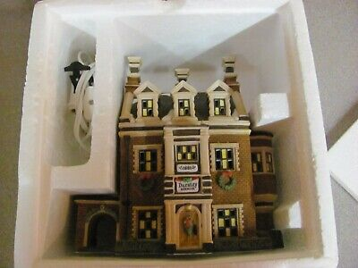 Dursley Manor Department 56 Dickens Village Series Heritage Village  58329