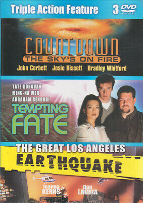 Countdown - The Sky's On Fire / Tempting Fate  *new Dvd