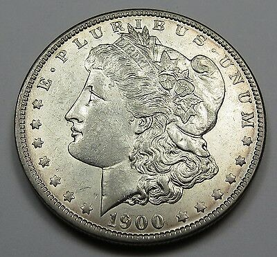 1900-O MORGAN SILVER DOLLAR (GREAT DETAILS ~ NICE) ~ Combined Shipping~ LOT F74