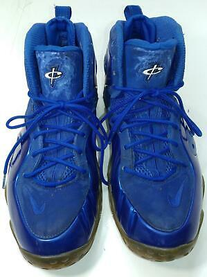39f7f12a9cf NIKE ZOOM ROOKIE DYNAMIC PENNY S GAME ROYAL 472688 403 (Mens US Size 11.5)  USED