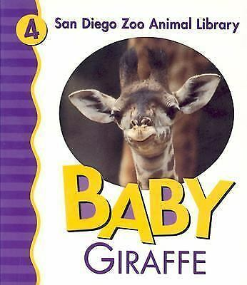 Baby Giraffe (San Diego Zoo Animal Library) by Pingry, Patricia A.