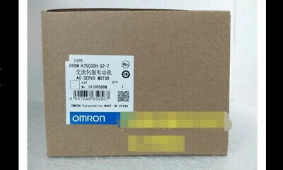 1PC  NEW   Omron   R88M-K75030H-S2-Z    free  shipping &R1