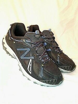 nouvelle collection e18fa 569ce NEW BALANCE 610 Womens Trail Running Shoes WT610BB2 Size 8 Gray/Blue EUC