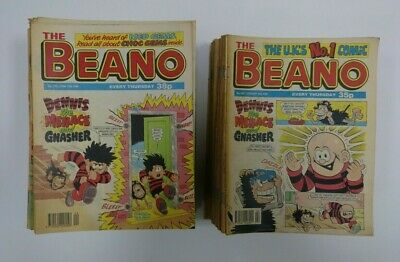 Job Lot of Beano Comics from 1994 to 1997