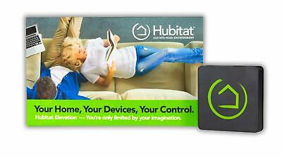 Hubitat Elevation Home Automation Hub - Smart Devices Automated with Local Hu...