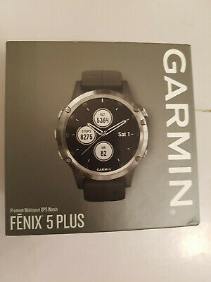 GARMIN FENIX 5 Plus Rrp £599