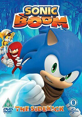 Sonic Boom: The Sidekick [DVD] [2015] -  CD O4LN The Fast Free Shipping