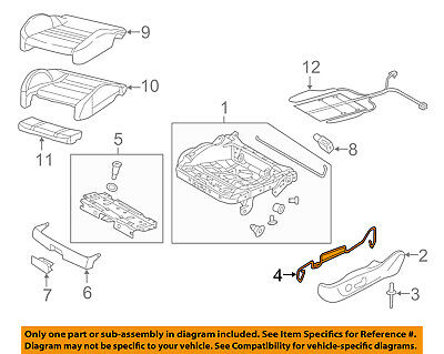 Front SIDE COVER RETAINER 8E0881559A For Audi A4 A6