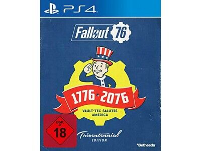 Fallout 76 (Tricentennial Edition) [PlayStation 4] - SEHR GUT