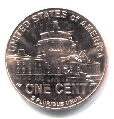 U.S. 2009 D Lincoln Capitol Years Bicentennial Penny Uncirculated One Cent Coin