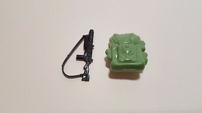 1983 Torpedo Backpack Part Great Shape Vintage Weapon//Accessory GI Joe