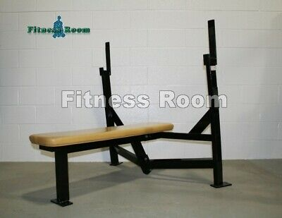 LIFE FITNESS SIGNATURE Series Olympic Flat Bench - $425 00