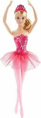 Barbie Fairytale Ballerina Doll, Pink Brand New Fast Postage