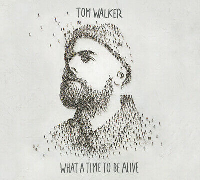 Tom Walker : What a Time to Be Alive CD (2019) ***NEW***