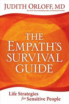 Empath's Survival Guide,The Life Strategies for Sensitive People 9781683642114