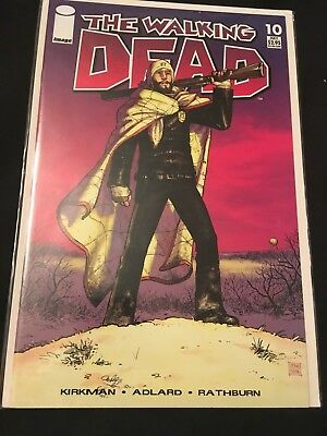 The Walking Dead 10 First Print NM