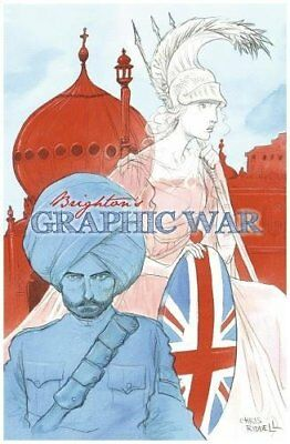 (Very Good)0904733203 Brighton's Graphic War,,Hardcover,QueenSpark Books