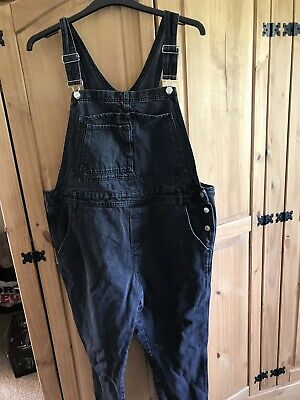 Women's Clothing Next Maternity Dungarees Size 16 Maternity