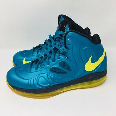 959556eb5b3 Nike Air Max Hyperposite (Men Size 8) Tropical Teal Green Sonic Yellow  Sneakers