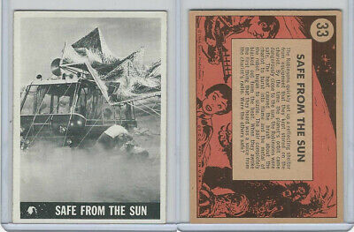 1966 Topps, Lost In Space, #33 Safe From the Sun