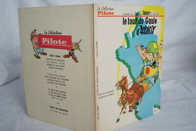 Asterix Le Tour De Gaule Collection Pilote 1965 Bel Etat Bd