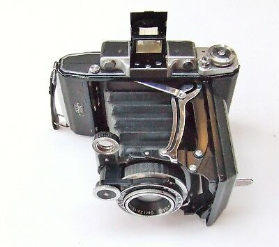 ZEISS IKON SUPER IKONTA C, 531/2 FITTED ZEISS f3.8 10.5cm TESSAR LENS