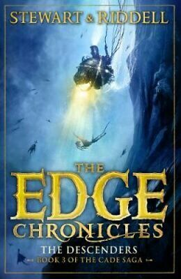 The Edge Chronicles 13: The Descenders Third Book of Cade 9780552567596