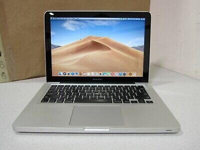 APPLE MACBOOK PRO A1278 Mid 2012 Core i5 2 5GHz 8GB RAM 128GB SSD macOS  Mojave