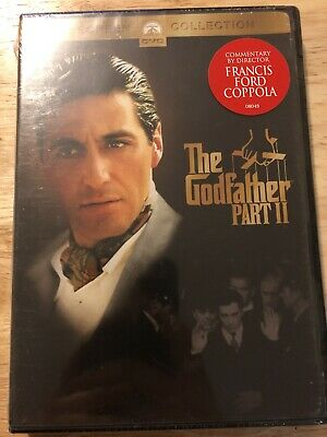 The Godfather Part II (DVD, 2005) Brand New