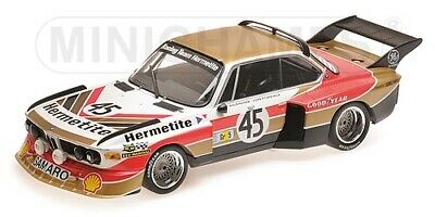 Bmw 3.5 Csl Hermetite Walkinshaw 24H Le Mans 1976 MINICHAMPS 1:18 155762645 Mode