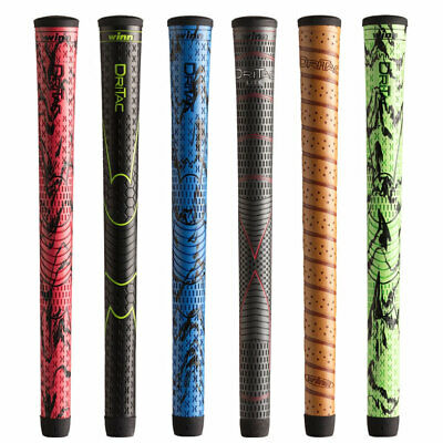 Winn DriTac Golf Grip NEW - Select Your Color & Size