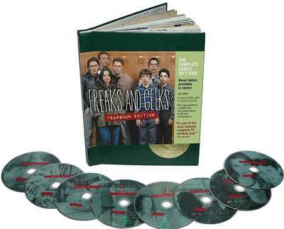 FREAKS AND GEEKS - The Complete Series - Yearbook Edition (8-Disc) DVD Set