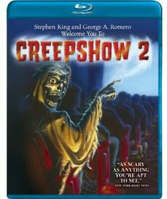 Creepshow 2 (REGION A Blu-ray New) BLU-RAY/WS