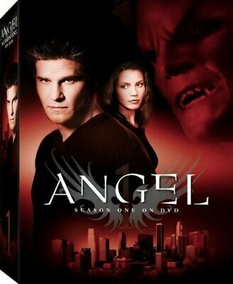 Angel: The Complete First Season [6 Discs] (REGION 1 DVD New)