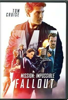 Mission: Impossible - Fallout (REGION 1 DVD New)